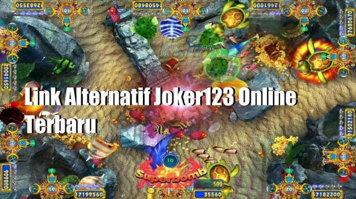 Link Alternatif Joker123 Online Terbaru